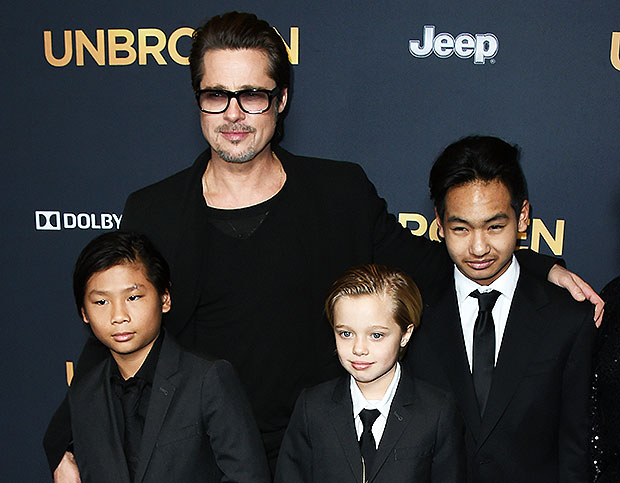 Brad Pitt's Birthday Plan With His Kids: Wants Their Time & 'Homemade Cards'  – Hollywood Life