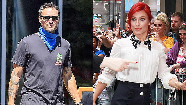 Brian Austin Green Sparks Romance Rumors With 'DWTS' Pro Sharna Burgess As They Head On Christmas Vacation