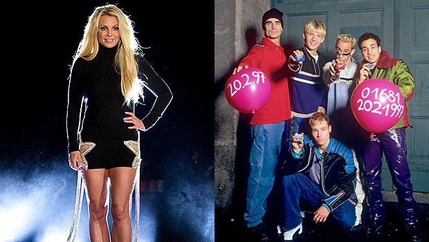 Britney Spears, The Backstreet Boys