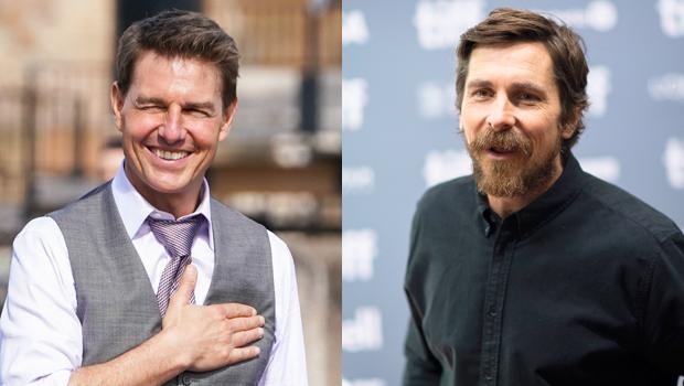 Christian Bale Tom Cruise
