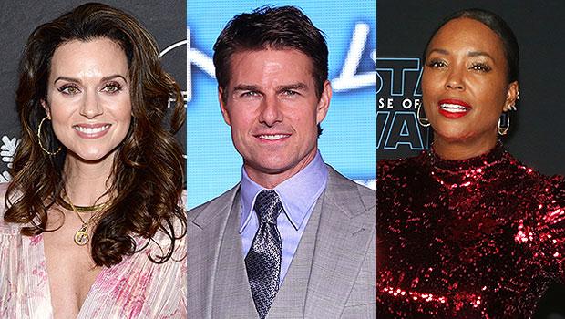 Hilarie Burton, Aisha Tyler & More Celebs Applaud Tom Cruise's COVID Rant On 'Mission Impossible' Set