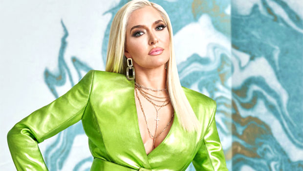 'RHOBH' Star Erika Jayne Breaks Silence With Cryptic Tweet Amid Divorce Lawsuit Drama