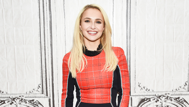 Hayden Panettiere on the red carpet