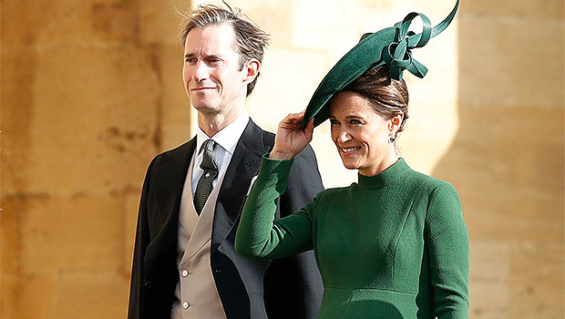 Pippa MiddletonPregnant & 'Thrilled' To Be Expecting Baby No. 2 With Husband James Matthews — Report