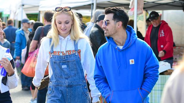 Joe Jonas Gifts Sophie Turner Epic Hannah Montana Shirt For Christmas: He's The 'Hubbs Of The Year'