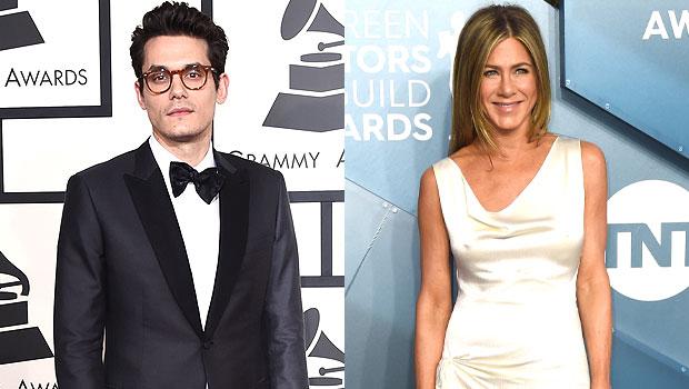 John Mayer 'Likes' Jennifer Aniston Pics On Fan Account 11 Years After Split & Fans Go Wild