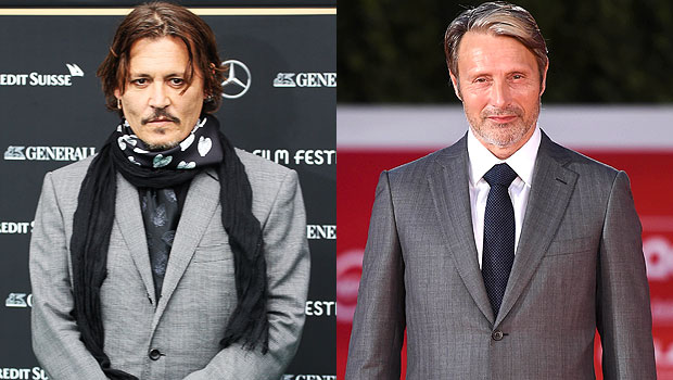 Johnny Depp's 'Fantastic Beasts' Replacement Mads Mikkelsen Reveals If They've Spoken