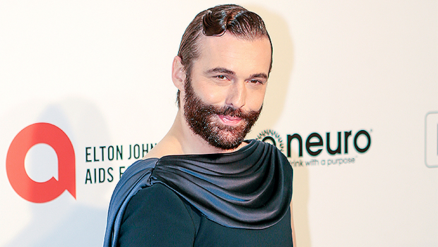 Jonathan Van Ness Announces Surprise Marriage: 'I Got Married To My Best Friend'