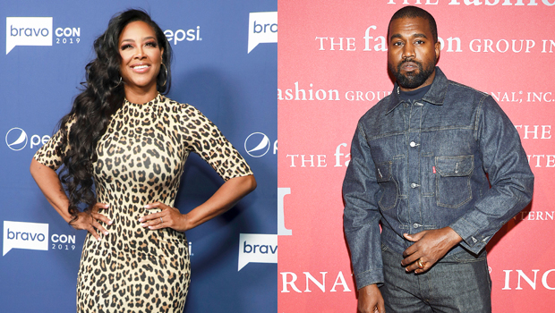 Kenya Moore Reveals She Once Went On A Date With Kanye West & Shares Why It Was A 'Disaster'