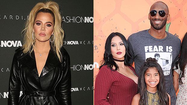 Khloe Kardashian, Kobe and Vanessa Bryant