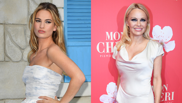 Lily James Cast As Pamela Anderson In New TV Series About Tommy Lee Romance: See Lookalike Pics