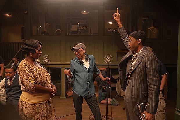Viola Davis Chadwick Boseman
