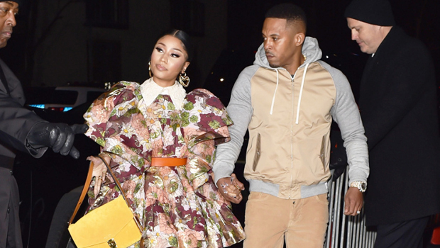 Nicki Minaj Admits Kenneth Petty Was 'Scared' When Her Water Broke In Bed The Day She Gave Birth