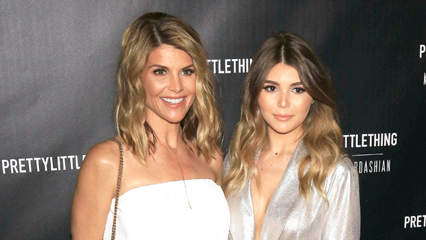 Lori Loughlin's Daughter Breaks Silence On College Admissions Scandal - cover