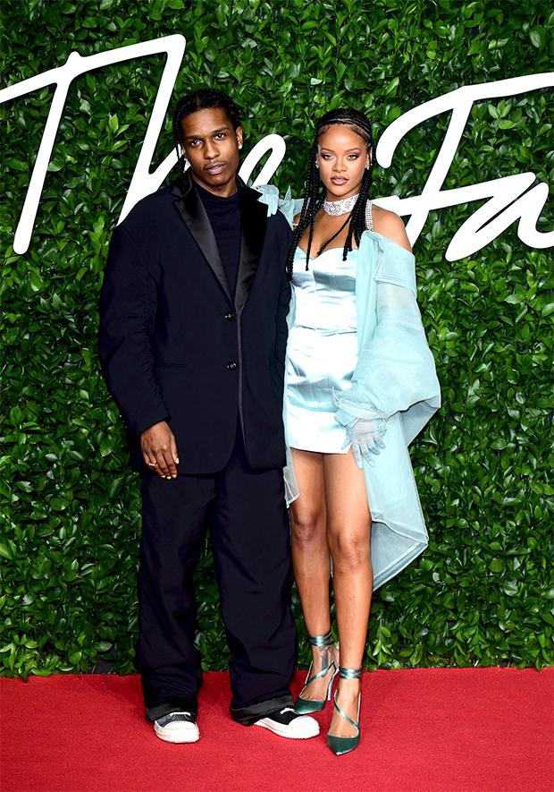 A$AP Rocky, Rihanna