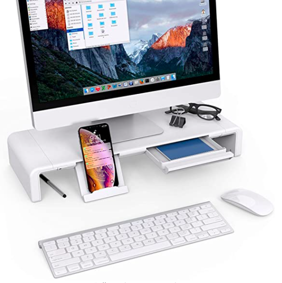 Rising Monitor Stand