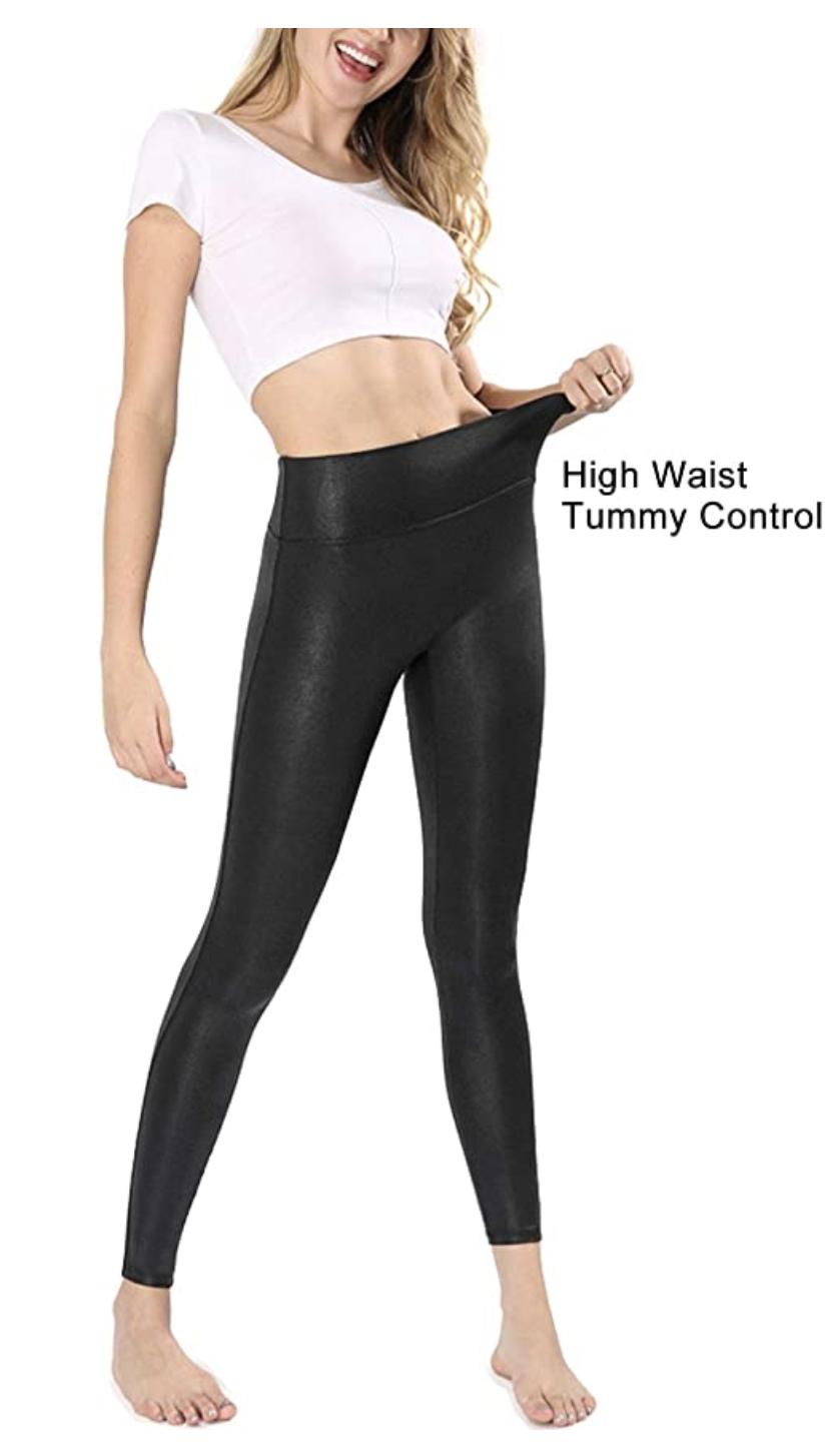 best leather leggings