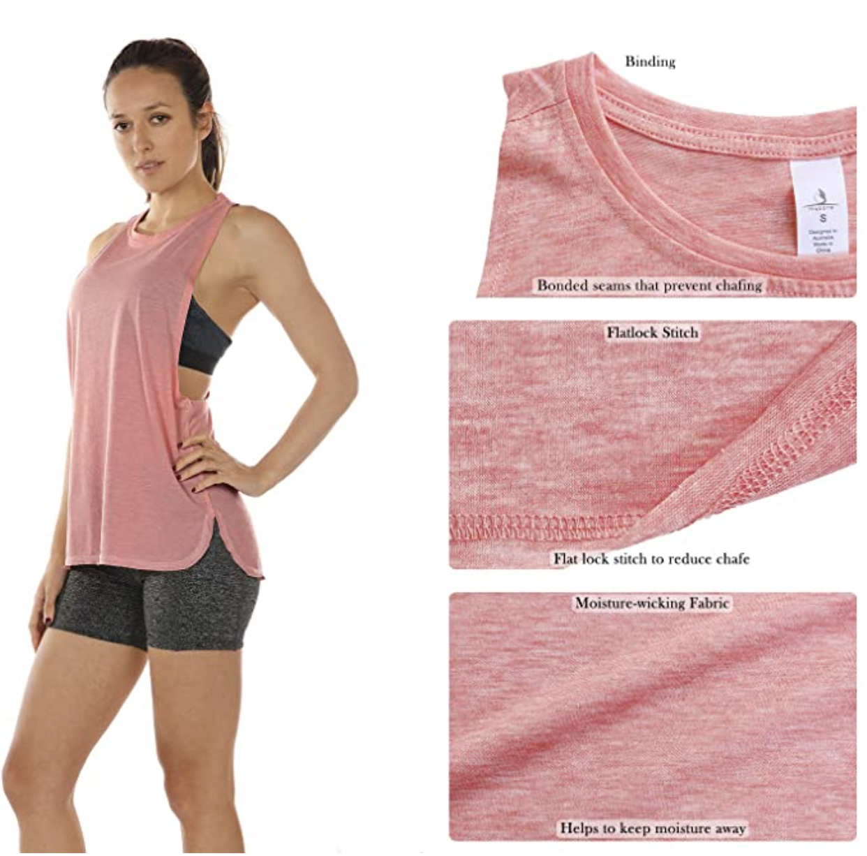 best workout tank tops for women