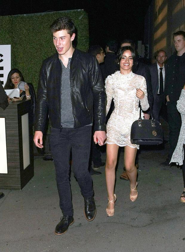 Shawn Mendes & Camila Cabello in 2015