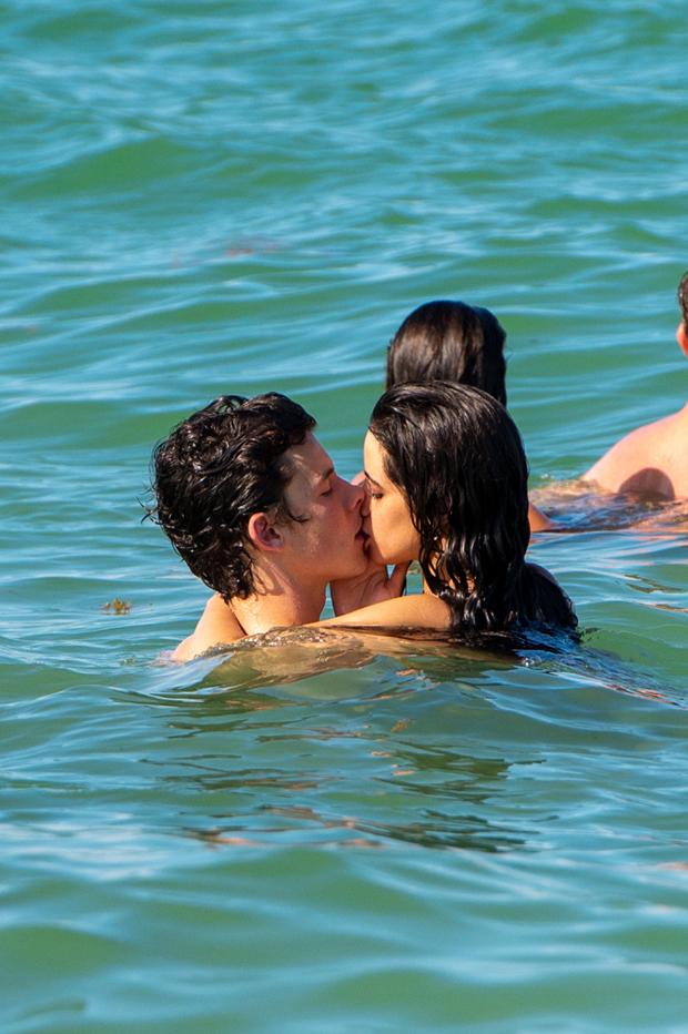 Shawn Mendes & Camila Cabello in Miami