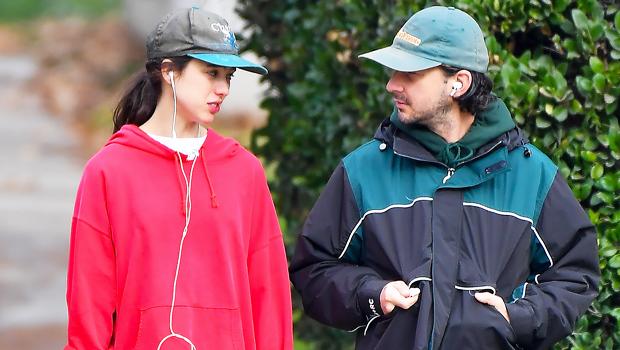 Shia LaBeouf Looks Relaxed On Jog With GF Margaret Qualley Amidst FKA Twigs Lawsuit Scandal