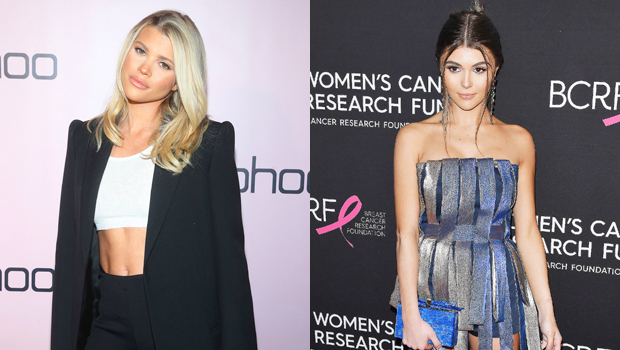 Sofia Richie Claps Back After She's Blasted For Defending Olivia Jade After 'Red Table Talk' Tell-All