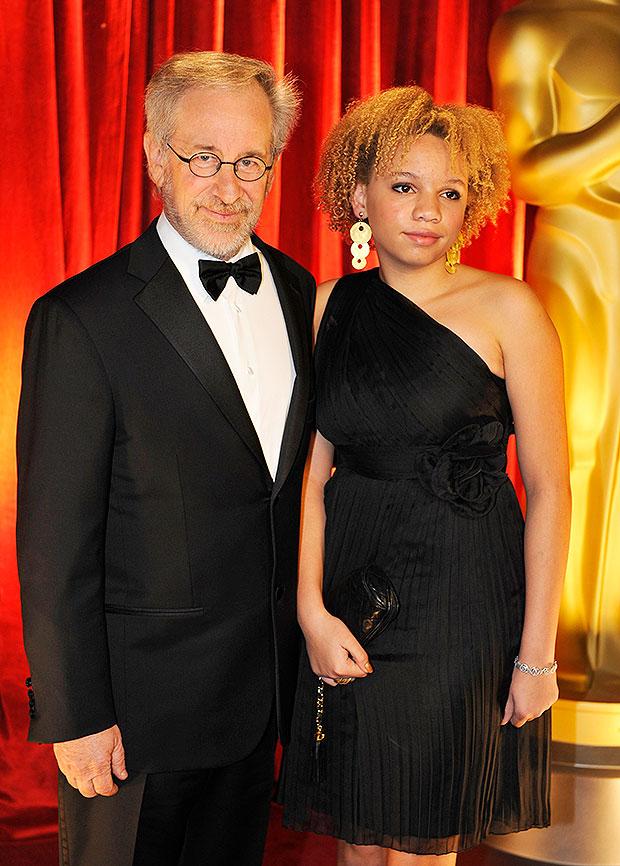 Steven Spielberg & Mikaela