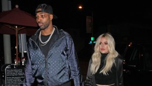 Tristan Thompson Leaves Flirty Comment On Khloe Kardashian's Revealing New Instagram Pic