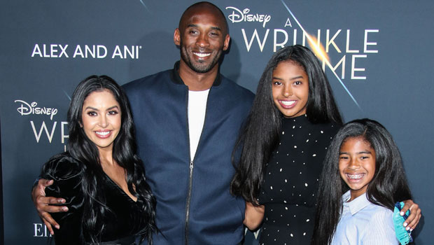 Vanessa Bryant Shares First Family Christmas Card Since Kobe & Gianna's Passings: 'Always Together'