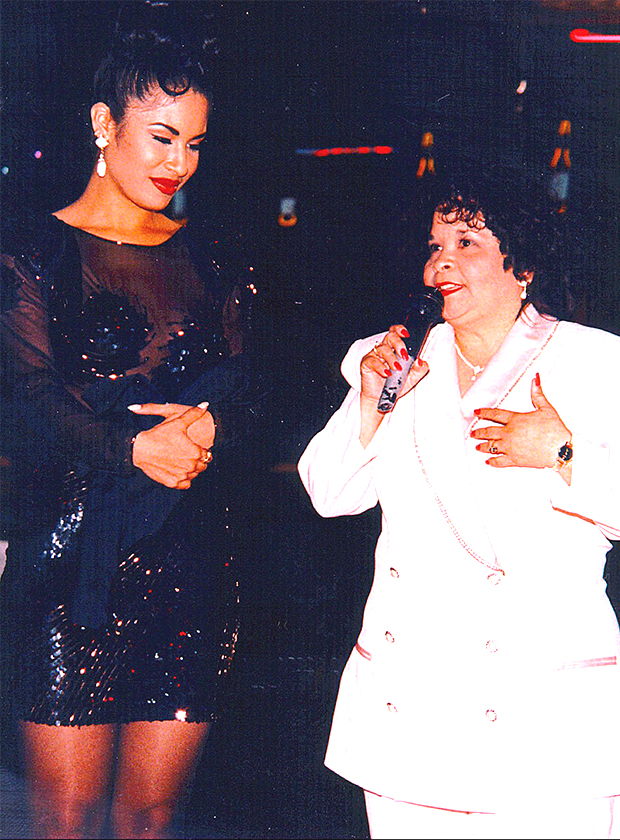 Yolanda Saldivar Selena