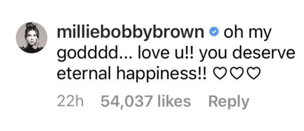 Millie Bobbby Brown