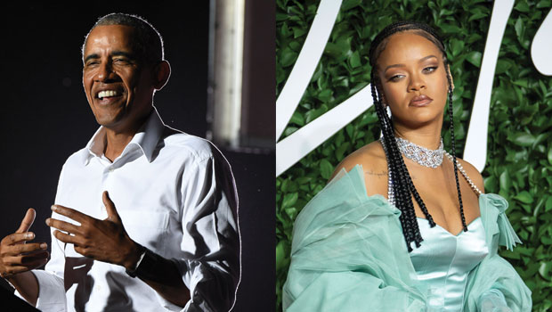 Barack Obama Raves That Rihanna's 'Work' Is 'A Jam' & Swears He Could Nail Singing It