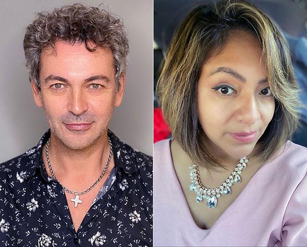 Jerome Lorbet & Joanna Delgado