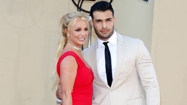 Britney Spears Glows In Playful Photo With BF Sam Asghari As They Celebrate Her Birthday
