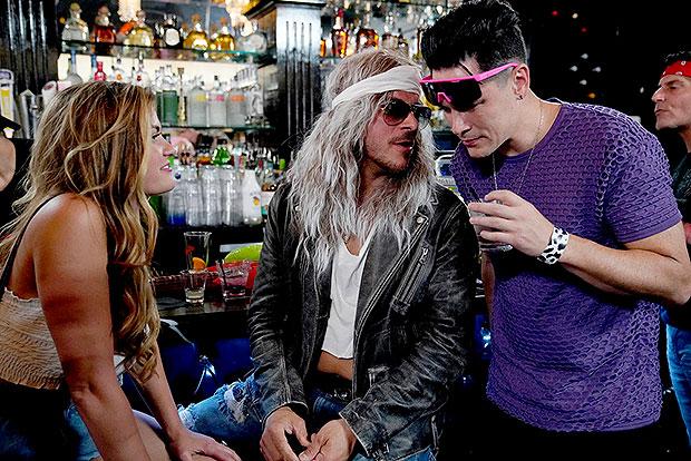 Tom Sandoval, Ariana Medix, Brittany Cartwright