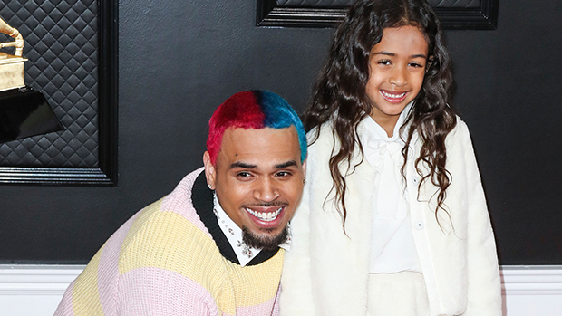 Chris Brown's Daughter Royalty, 6, Dances Like Her Daddy In Cute New TikTok Video