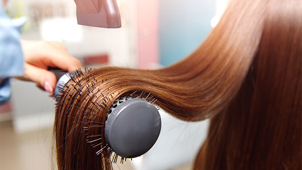 curling brush