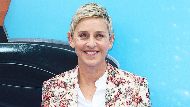 Ellen DeGeneres Tests Positive For COVID-19: 'I'm Feeling Fine Right Now'
