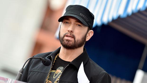 Eminem's Daughter Hailie Rocks Strapless Dress To Celebrate Her 'Golden' 25th Birthday On Xmas - HollywoodLife