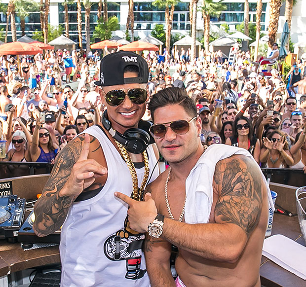 ronnie magro pauly d