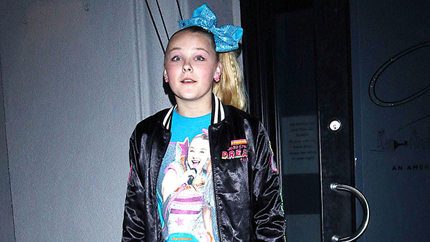 ​JoJo Siwa Fires Back At Ex 'Dance Moms' Co-Star After She Disses Choreographer As 'Not Nice' — Watch