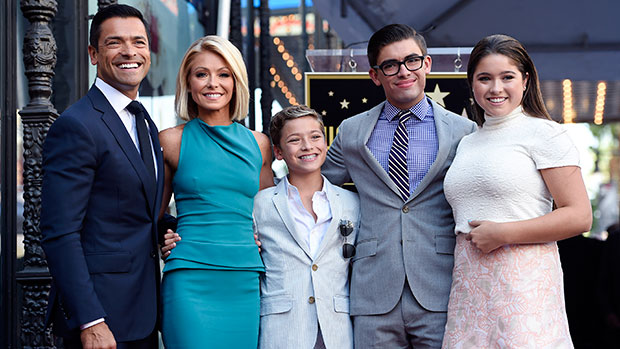 Kelly Ripa's 3 Kids Look So Grown Up As They Reunite With Dad Mark Consuelos After 3 Months Apart