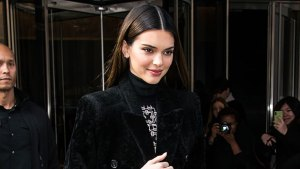 Kendall Jenner's Hair Makeover: Model Shows Off New Long Lighter Locks — Before & After Pics