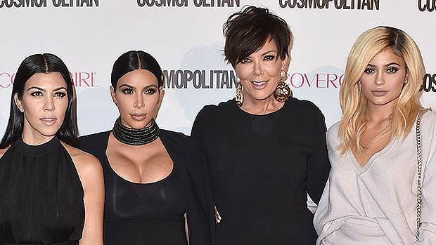Kardashian Christmas: Kim, Kourtney & Kylie Show Off Their Elaborate Holiday Decorations