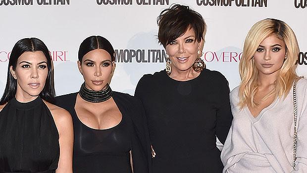 Kardashian Christmas: Kim, Kourtney & Kylie Show Off Their Elaborate Holiday Decorations