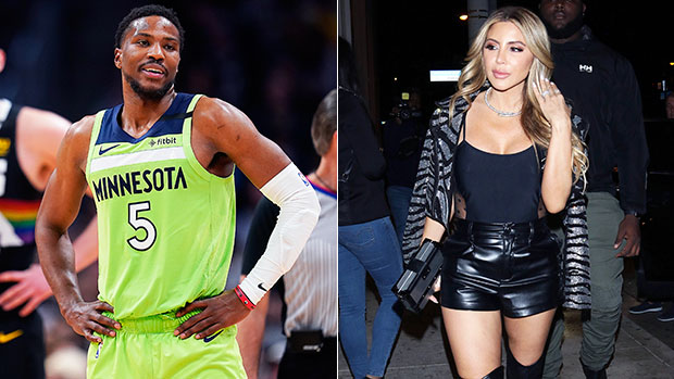 Malik Beasley Left Larsa Pippen Flirty IG Comment One Week Before Outing: 'I Just Want To Take You On A Date'