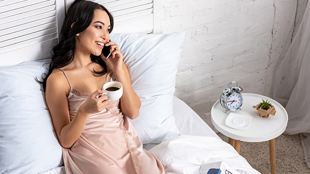 Get A Good Night's Sleep With This Lace Nightgown That's On Sale For Less Than $20.jpg