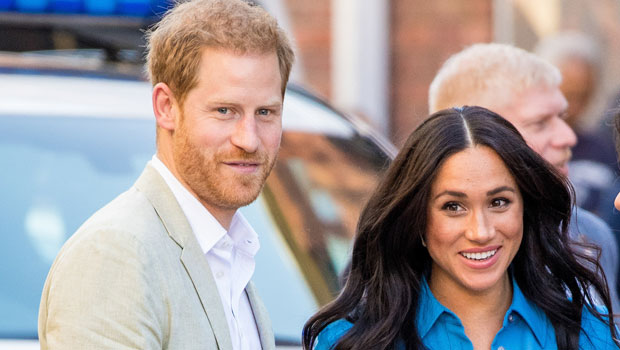 Prince Harry & Meghan Markle Make Rare Appearance In L.A. After Announcing Charity With Chef