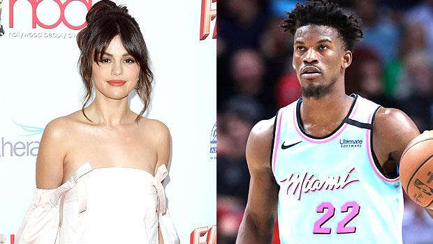 Selena Gomez, Jimmy Butler