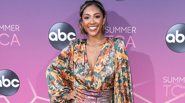 Tayshia Adams Rocks Diamond Ring & Sparks Engagement Buzz After 'The Bachelorette'